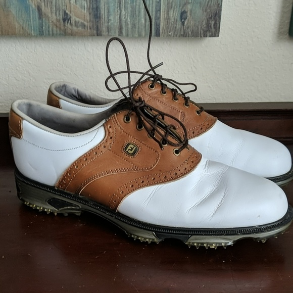 FootJoy Other - *Sold* Men's FootJoy DryJoys Tour Golf Shoes